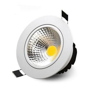 LED 5 WATT TILTABLE HIGH POWERED LED DOWNLIGHT 3000K