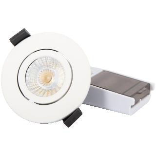 Downlight 8W CCT adjustable, IP65