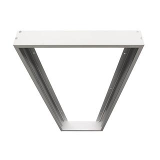 LED Panel Light White Frame