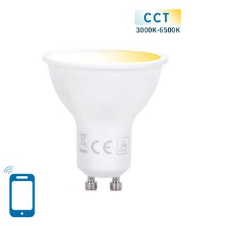Smart GU10 5W WIFI CCT