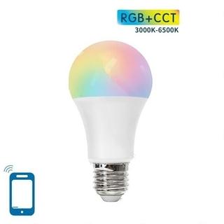 E 27 LED BULB A60 9W WIFI RGB+CCT