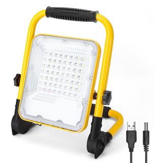 Rechargeable flood light