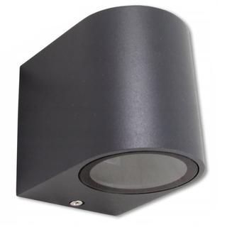 Wall light Luna black, GU10