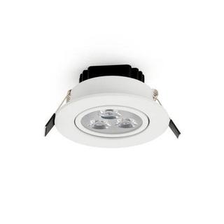 LED 3 WATT TILTABLE HIGH POWERED LED DOWNLIGHT 3000K