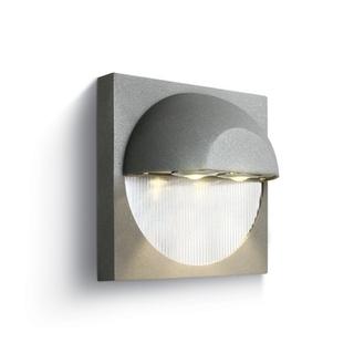 wall light IP54 2 x 1W