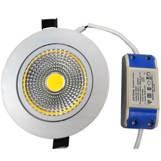 LED 7 WATT TILTABLE HIGH POWERED LED DOWNLIGHT 3000K