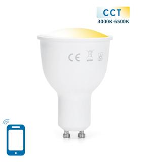Smart GU10 7W WIFI CCT