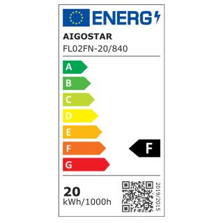 LED flood light 20 W White