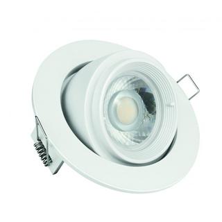 Recessed spotlight GU10